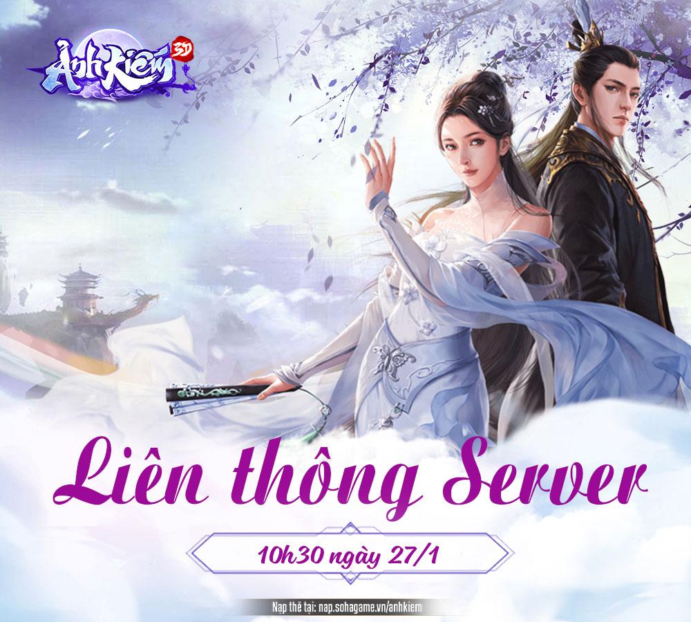 HOÀN TẤT BẢO TRÌ LIÊN THÔNG SERVER - 1