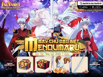 [Sự Kiện] Đua Top Tổng Lực Chiến Server M5 - Menoumaru