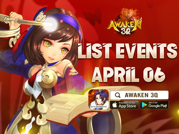 Events April 06